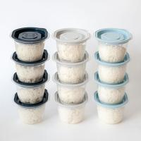 냉동밥 햇반 저장 보관용기 밀페용기