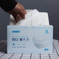 국산 일회용 덴탈마스크 50매 10Box