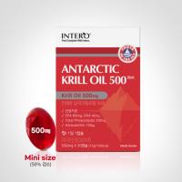 인지질58% 남극 새우 크릴오일 미니 레드 캡슐 오메가3 아스타잔틴 미국