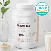 자이언트 밀스 살찌는 보충제 WPI 벌크업 탄수화물 게이너 프로틴 쉐이크 곡물맛 2kg