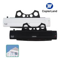 A3코팅기 H390 2롤러 화이트/블랙 코팅지100매 증정 페이퍼가이드 l 개인/유치원/가정용