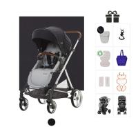 리안솔로 2021 절충형 양대면 신생아 영유아 유모차
