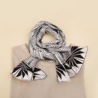 arch silk long scarf /실크 롱 스카프 21ss4