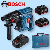 보쉬 GBH18V-21 충전로터리햄머드릴 5.0ah SDSplus 콘크리트 전동함마 세트