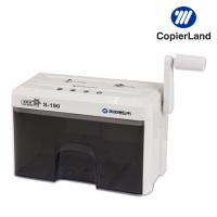 미니 문서세단기 S190 카피어랜드 보안관 l 가정용파쇄기 종이세절기 서류분쇄기