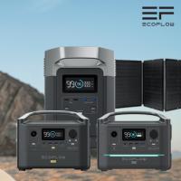 에코플로우 파워뱅크 캠핑용 대용량 배터리