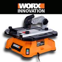 웍스 WX572 다용도 소형 테이블쏘 휴대용 목공테이블 직쏘 직소