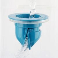 특허받은 하수구트랩 화장실 세탁기 벌레 차단