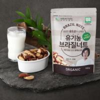 송도순 하루두알 유기농 브라질너트 100g