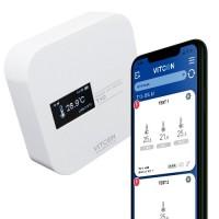 [IoT 온도 모니터링 시스템] T10-N (-20℃~70℃)