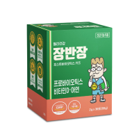 장반장 포스트바이오틱스 아기유산균 비타민D 츄어블 아연 환불 키즈 어린이 유산균