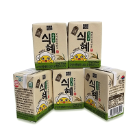 유기농 밥알없는 맑은식혜 125ml 24팩