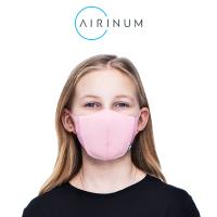 에어리넘 필터 교체형 패션 프리미엄 마스크 - 라이트 키즈 클라우디 핑크-항균 스웨덴 디자인 명품 면 패브릭 숨쉬기편한 자외선차단 어린이 유아 귀편한 귀안아픈 세탁가능 시원한