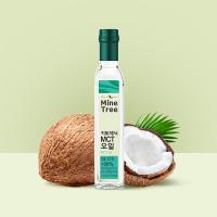 마인트리 MCT오일 250ml 코코넛 저탄고지