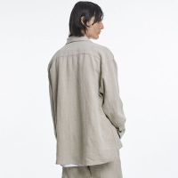 [슈나이더만] 컴템포러리룩 린넨오버셔츠