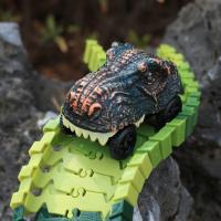 공룡대탐험 다이노트랙 공룡 레일카 자동차 장난감 어린이 미니카