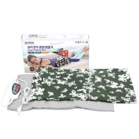 제스파 국내생산 안전한 프리미엄 허리 무릎 어깨 배 전기 온열 코지 찜질기 SJH610Z1L2