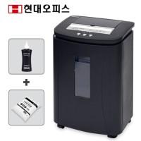 150매 자동급지 문서세단기 PK-120AF 보안1등급 미세칩 + (세단기봉투 + 전용오일)/ 서류파쇄기 종이세절기