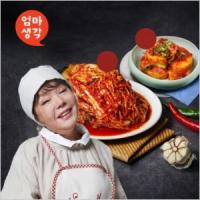 [엄마생각]김수미 포기김치7kg + 섞박지2kg