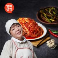 [엄마생각]김수미 포기김치7kg + 갓김치2kg