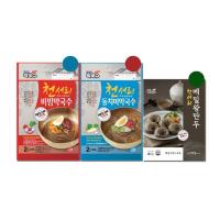 여주맛집 천서리막국수 12인분 + 메밀왕만두
