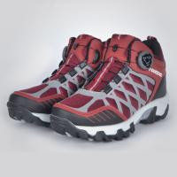 다이얼 발목등산화 발목 보호를 강화한 멀티 트레킹화 경등산화 워킹화 작업화 트레일화