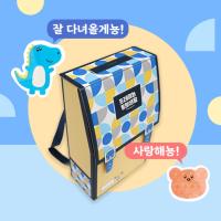 프레미뇽 에어스윙 밴드 팬티 기저귀 4팩 모음