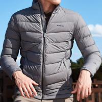 [칸투칸] 남성 경량 보온 다운 덕다운 자켓