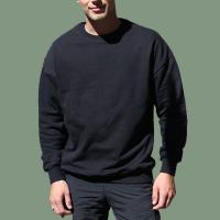 헤비웨이트 맨투맨 무지 남녀공용 오버핏 티셔츠