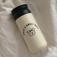 유기견 귀여운 작은 진공텀블러 수익금 전액기부