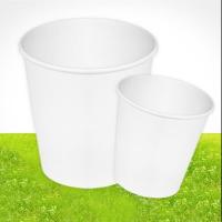 [엑소 ] 국내산 무형광천연펄프 종이컵(무색) 2000개