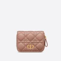 [디올 공식] 블러쉬 서플 카로 컴팩트 지퍼 지갑